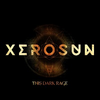 Xerosun - This Dark Rage - Cover