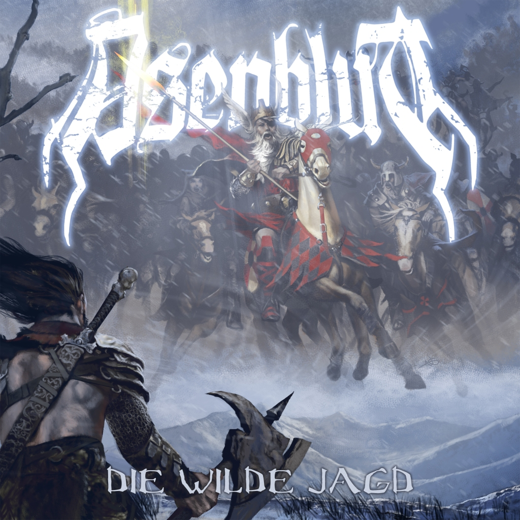 ALBUM REVIEW: Asenblut – Die Wilde Jagd – Rock Out Stand Out